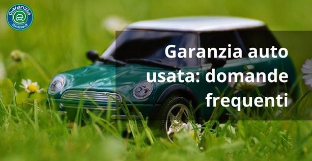Domande frequenti sulle garanzie auto usate