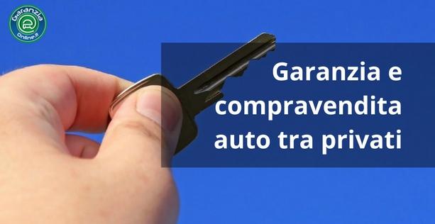 garanzia e compravendita auto tra privati