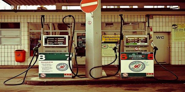 Noleggio auto e benzina