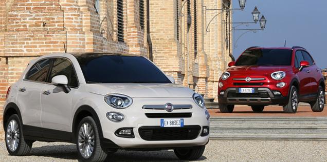 4 posizione Fiat 500 X classifica auto più vendute in Italia 2016