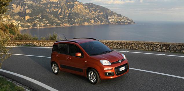 1 posizione Fiat Panda classifica auto più vendute in Italia 2016