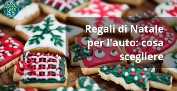 10 accessori per la macchina da regalare a Natale