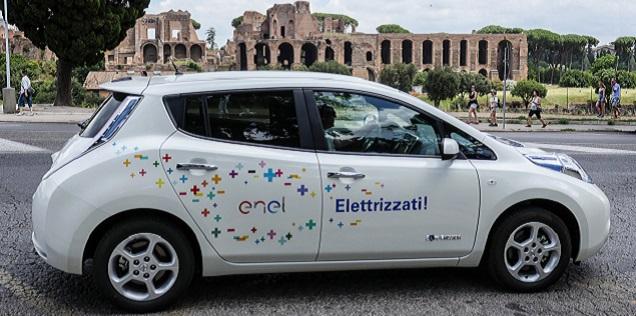 Auto elettriche 2017: Nissan Leaf