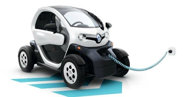 Novità auto elettriche: Renault Twizy