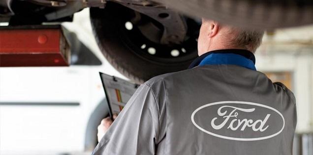 officina meccanica autorizzata Ford
