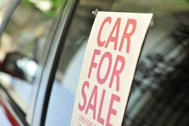 comprare un'auto usata