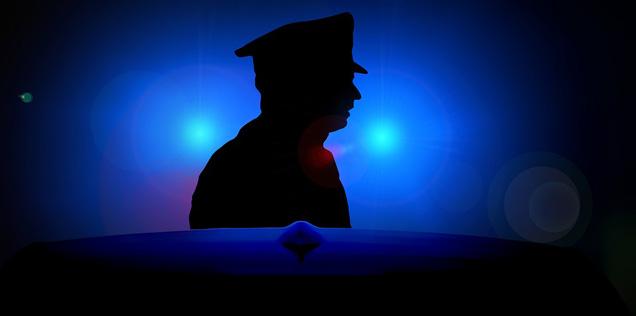 Verifica auto rubate dalla polizia