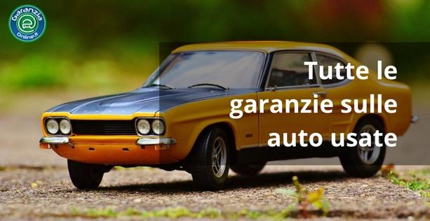 Garanzie sulle auto usate: facciamo chiarezza