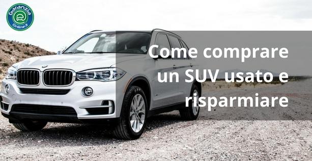 comprare un SUV usato