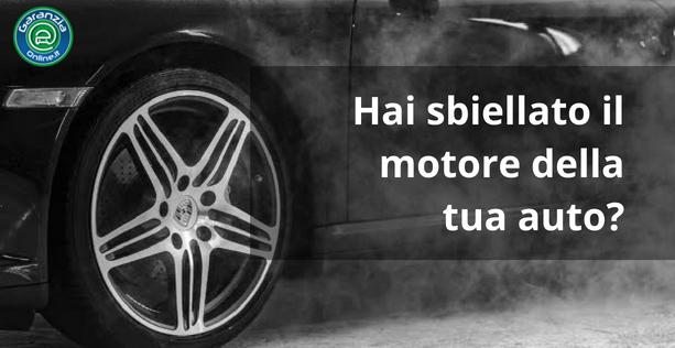 Motore auto sbiellato: sintomi e cause
