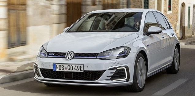 Volkswagen Golf GTE 1.4 TSI Plug-in