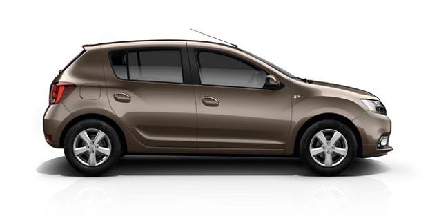 Dacia Sandero - migliori auto per la città