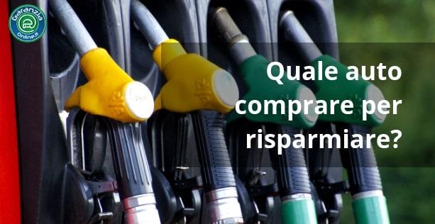 Confronto benzina, diesel, GPL, metano: quale auto acquistare per risparmiare sul serio?