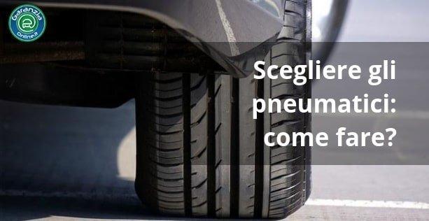 Migliori pneumatici auto