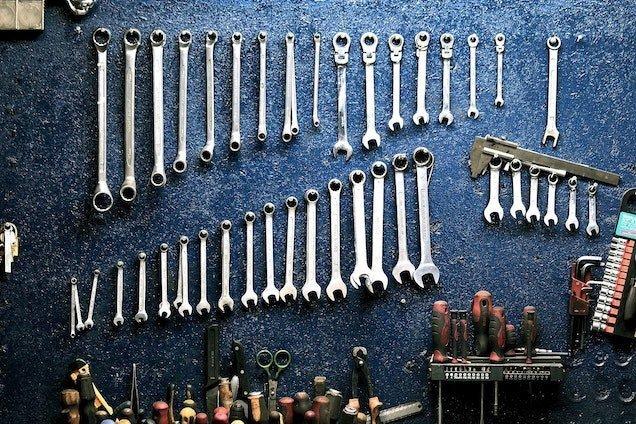 garanzia per riparazioni in officina
