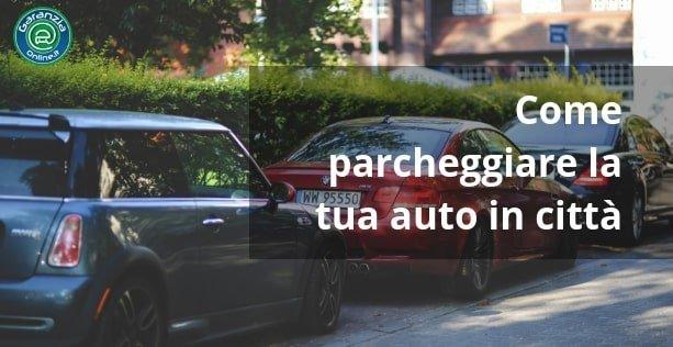 Come parcheggiare in parallelo