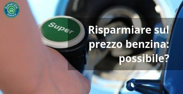 costo benzina