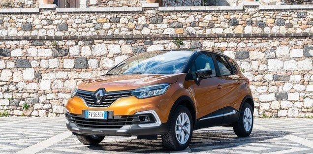 SUV economici - Renault Captur