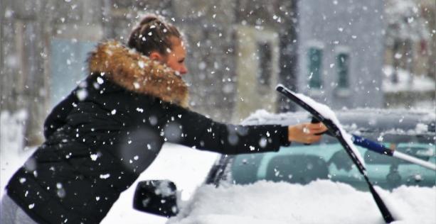 Preparare auto per l'inverno.