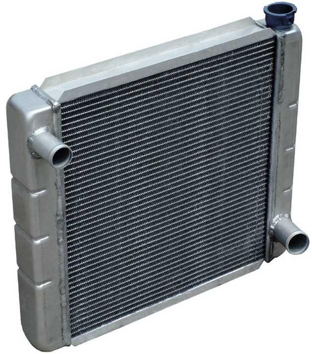 radiatore auto, esempio