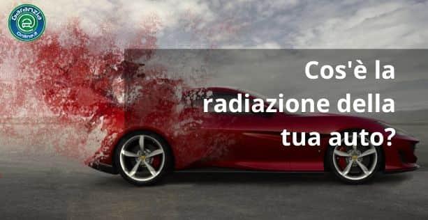 Radiazione auto