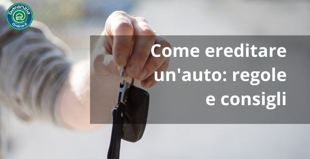 Come ereditare un'automobile?