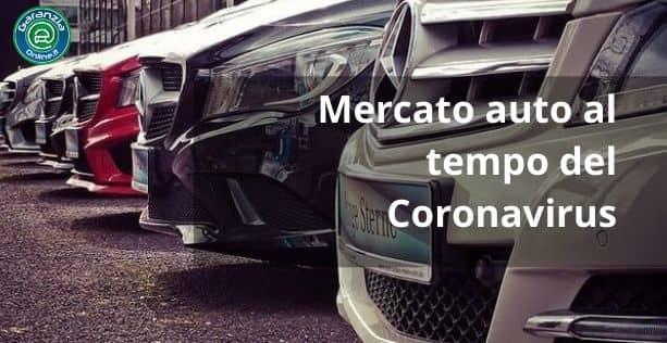 Mercato auto al tempo del nuovo Coronavirus