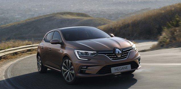 Berline: Renault Megane