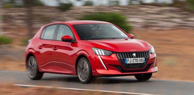 Compatte: Peugeot 208