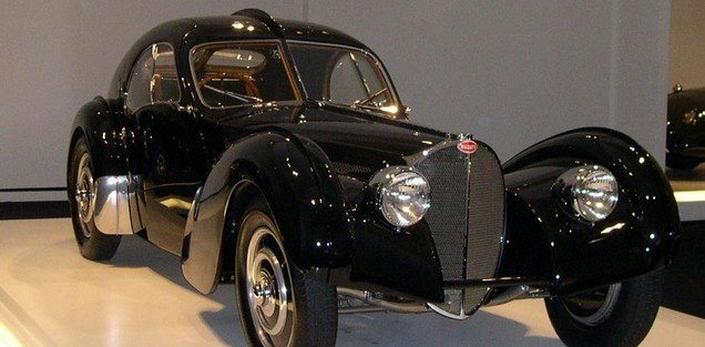 Bugatti Type 57 Coupé Atlantic
