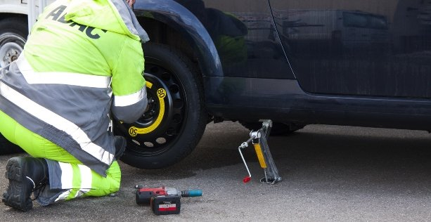 Quando usare il ruotino di scorta?