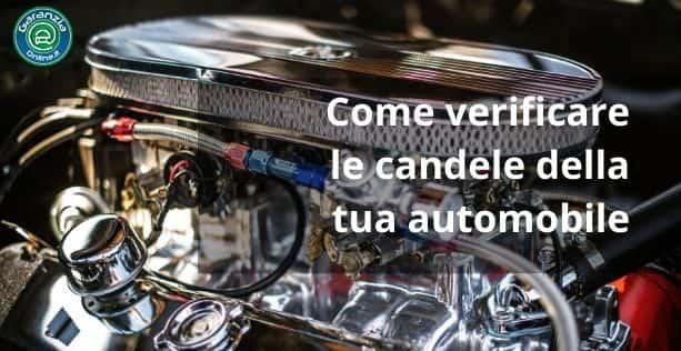Come controllare le candele dell'auto