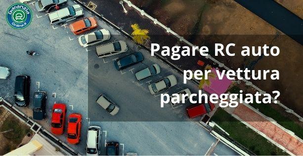 RC Auto, l'assicurazione è obbligatoria anche se la vettura è ferma?
